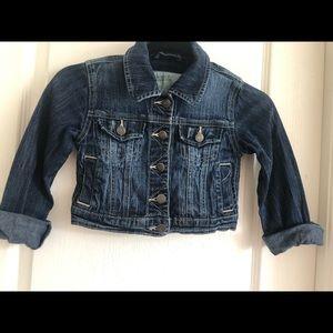 ❤️3/20 Kids 6X Jean Jacket